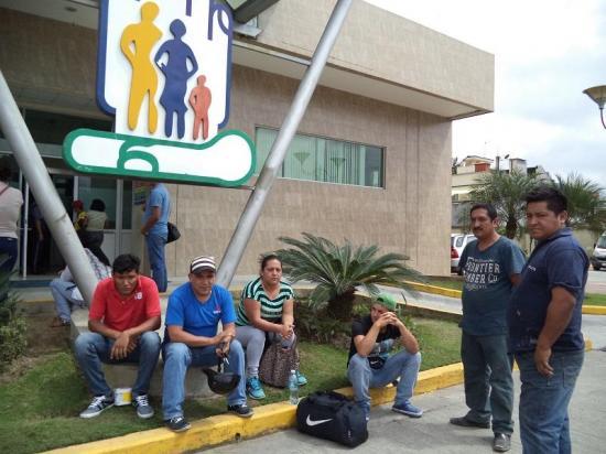 Multas a quienes usen paradas de buses