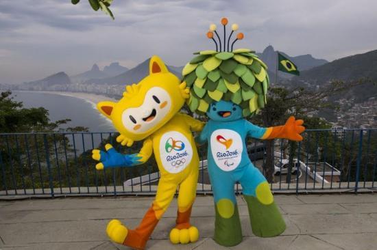 Mi primer diario: La antorcha llega a Río
