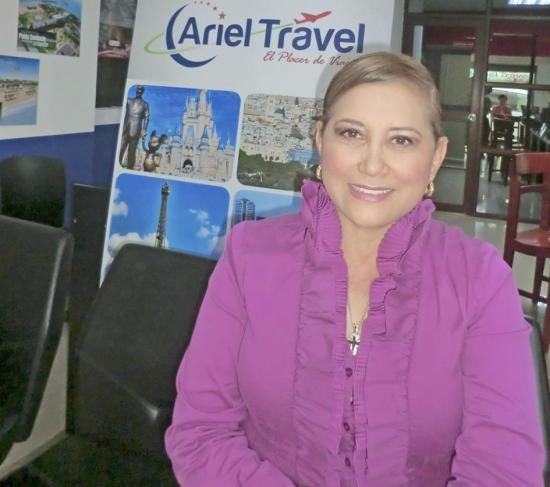 Agencias de viajes promueven feria