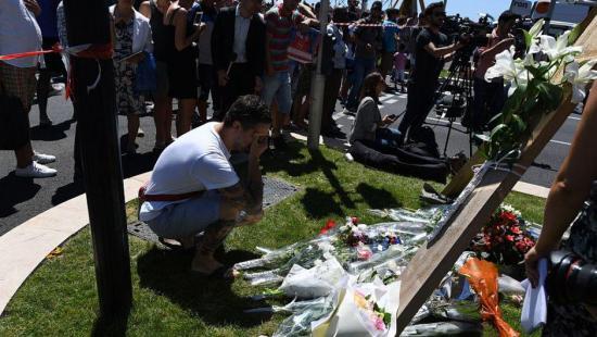 Ecuador y el mundo se unen para condenar la 'locura homicida' de la matanza en Niza
