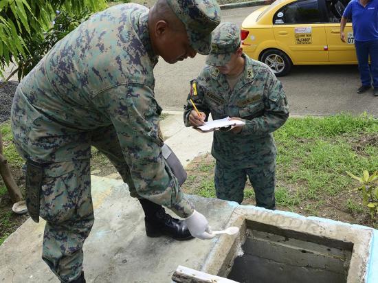 Manabí es primera en dengue y zika