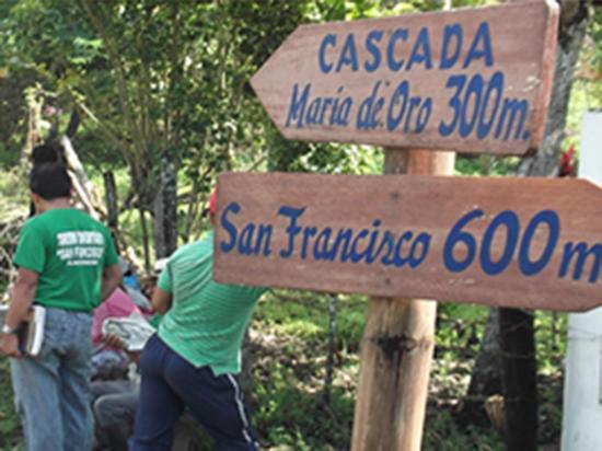 Taller para mejorar turismo comunitario