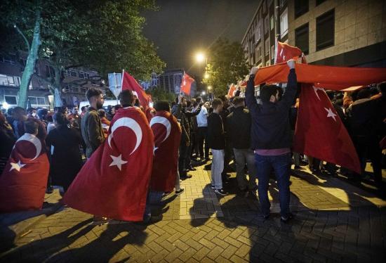 Golpe de Estado fallido en Turquía deja 265 muertos y 2.800 militares detenidos
