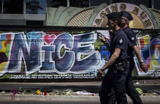 Asciende a siete el número de detenidos por el atentado de Niza