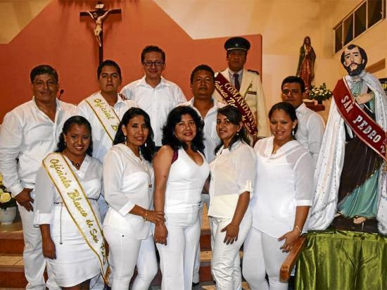 Culmina fiesta de San Pedro y San Pablo