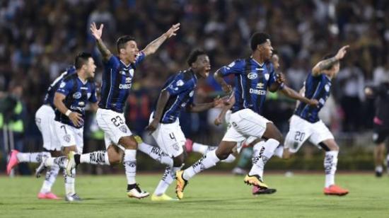 Independiente y Liga (Q) terminan empatados (1-1)