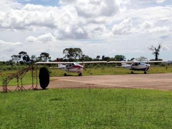 Avioneta se estrella  en aeropuerto de  Paraguay y deja muertos