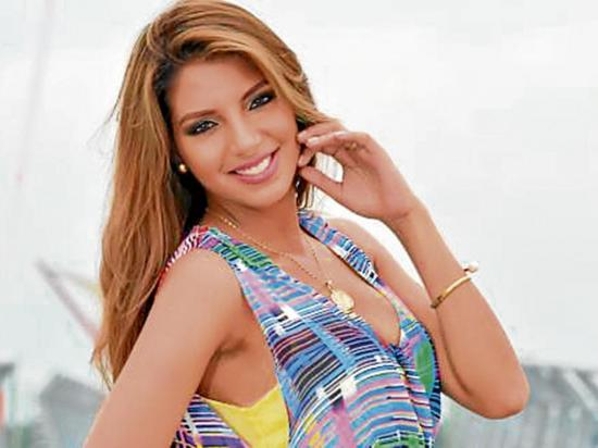 Connie Jiménez reveló detalles de su faceta  como Miss Ecuador