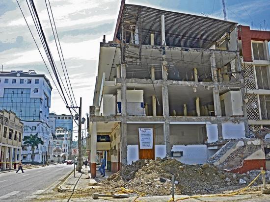 """Ecuador, un """"laboratorio""""  de la geofísica"""