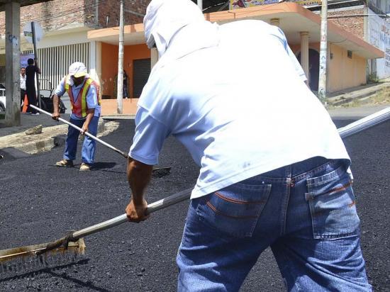 Municipio busca un  convenio con Prefectura para arreglo de calles