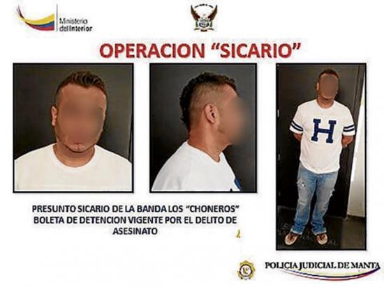 Policía captura a  un hombre por un crimen de hace 5 años