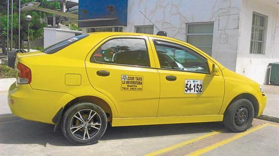Bloqueo impidió  el robo de un taxi