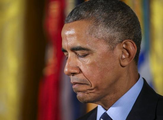 Obama declara 4 días de luto tras el asesinato de tres policías en Luisiana