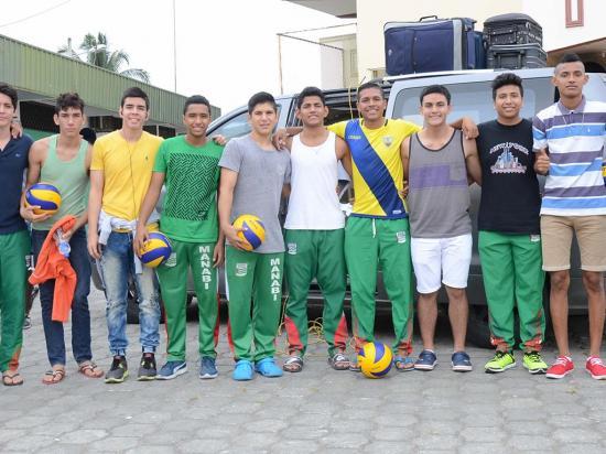 Manabitas participarán en torneo nacional en Cuenca