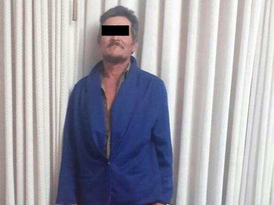 Cae presunto traficante en operativo en el sitio Valdez