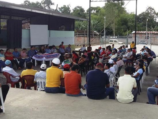 En El Encuentro  analizaron labor y  gestión del municipio