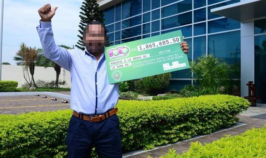 Guayaquileño gana un millón de dólares y no lo sabía