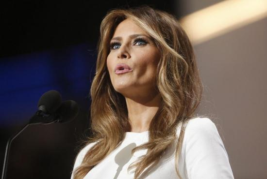 Discurso de Melania Trump guarda similitudes con el de Michelle Obama en 2008