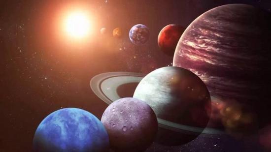 Este fin de semana se podrá observar un 'desfile de planetas'