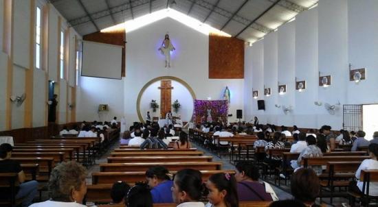 Comienza demolición de la iglesia Rosario de Tarqui