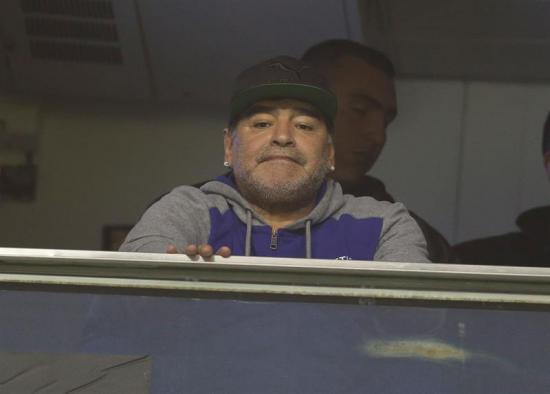 Maradona reconoce el buen fútbol de Independiente del Valle