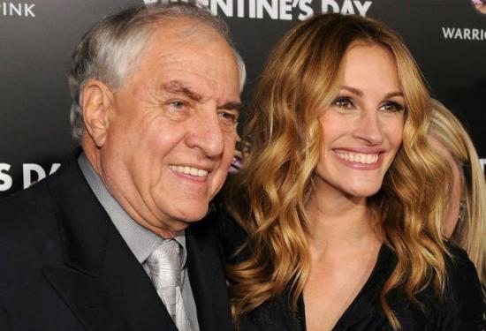 Muere Garry Marshall, el director de 'Mujer Bonita'