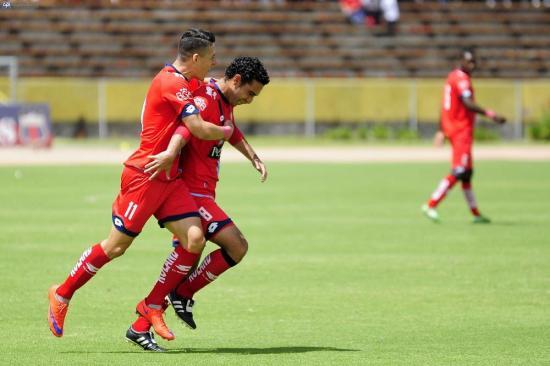 El Nacional vence por 5-2 a Independiente del Valle