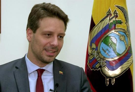 Ecuador presentó al Vaticano la propuesta de eliminación de paraísos fiscales