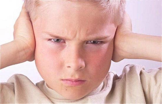El mal humor en los niños es señal de inteligencia