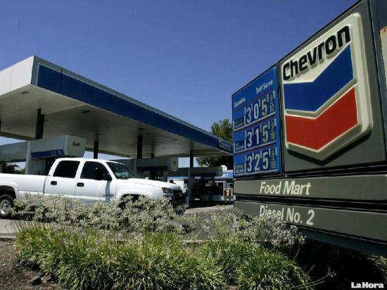 """Chevron dice que no """"ve indicio"""" de pago"""