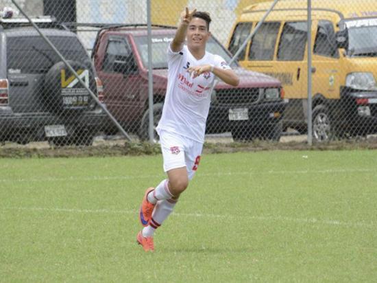 Colón FC tiene dos juveniles en la sub-16