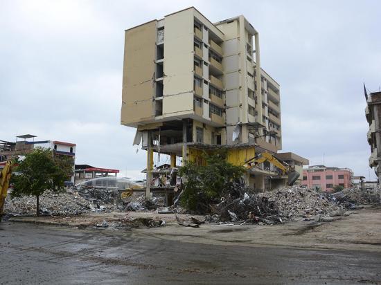 El 28 de julio detonan el Centro Comercial Municipal de Portoviejo