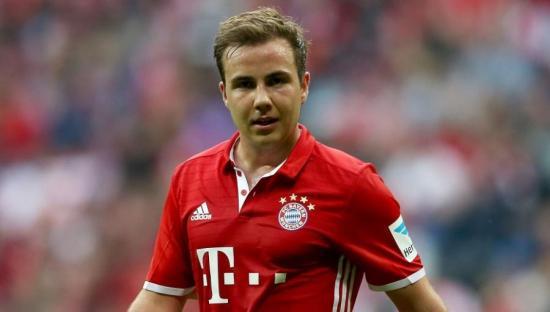 Mario Götze regresa al Borussia Dortmund, tras tres años en el Bayern