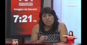 Roxana Palacios: 'El Gobierno sueña con desaparecer a la UNE'