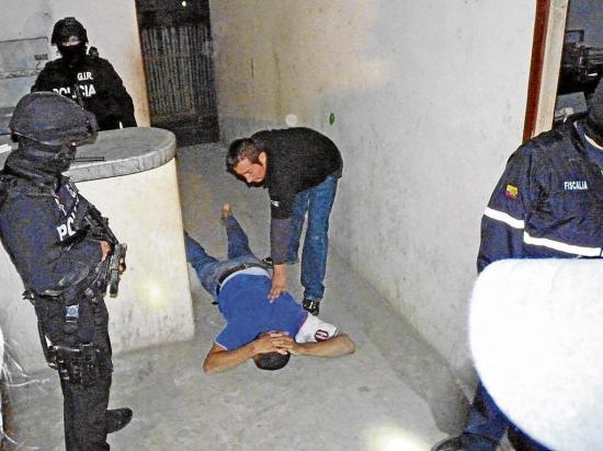 4 detenidos en menos de 15 días
