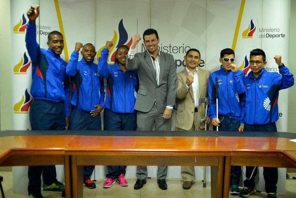 Ecuador tendrá a delegación más numerosa de su historia en Río 2016