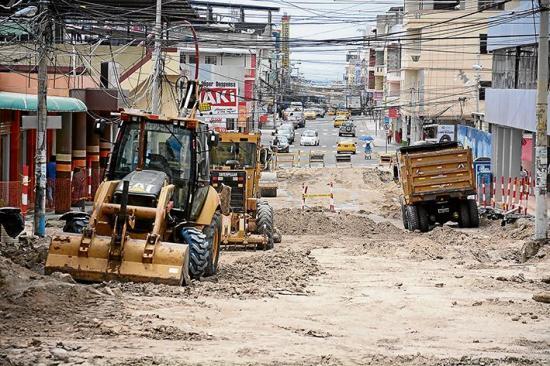 Se alarga plazo en regeneración de la calle 13