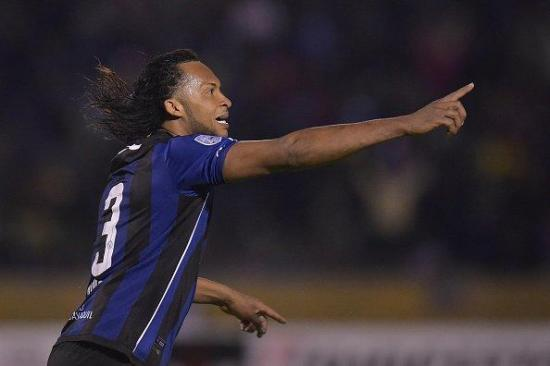 El ecuatoriano Arturo Mina es el nuevo refuerzo de River Plate