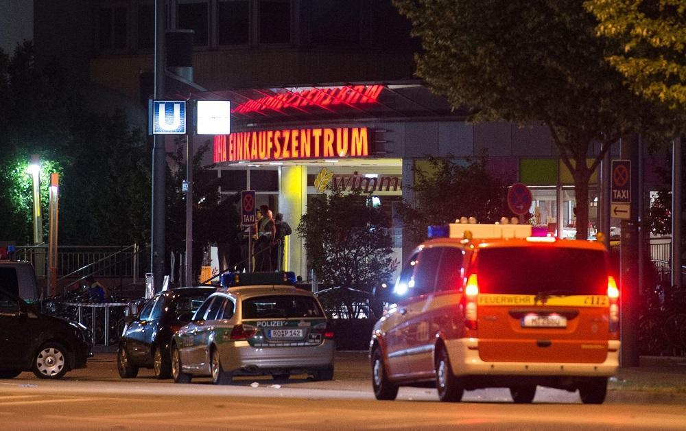 Autor del tiroteo de Múnich fue un alemán-iraní de 18 años