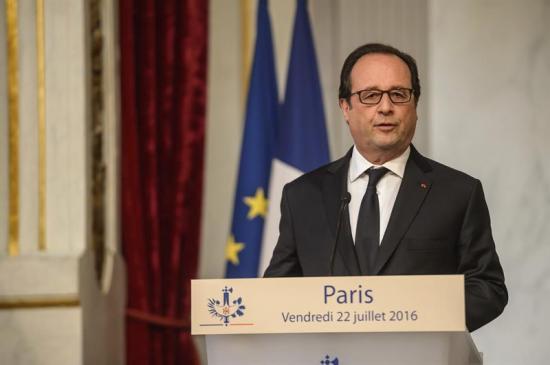 Las víctimas del atentado de Niza son de 18 nacionalidades, dice Hollande