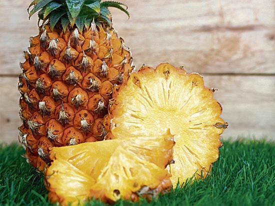 Piña: reina de las frutas