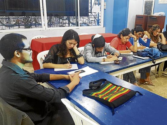 Casa de la  Cultura Inaugura curso de literatura