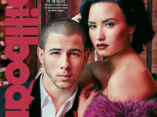 Nick y Demi se confiesan en la revista Billboard