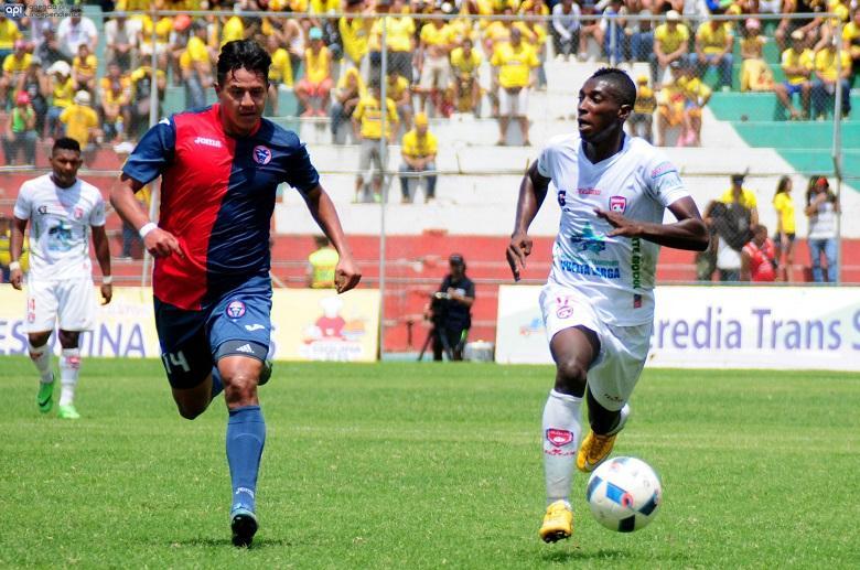 Colón FC iguala 1-1 con Olmedo en Riobamba