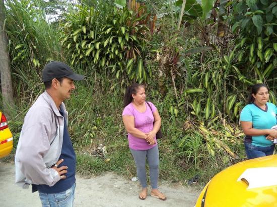 Taxista sigue preso en Esmeraldas