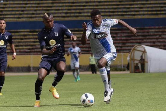 Emelec empató sin goles ante Universidad Católica en el Atahualpa