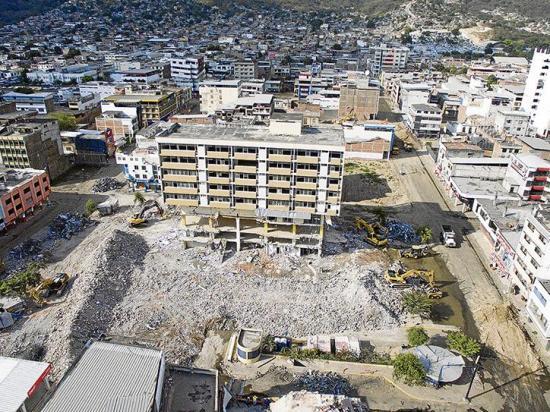 36 años de historia desaparecerán con 16 kilos de explosivos
