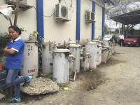 CNEL destina $ 4 mills. para reparaciones