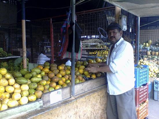 Naranja y mandarina con baja producción