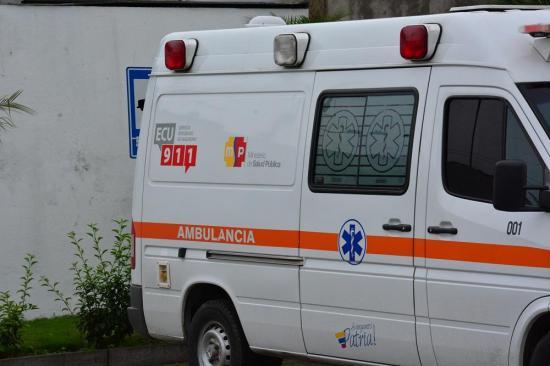 Mujer dio a luz en un bus en Santo Domingo